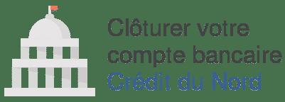 cloturer compte bancaire credit du nord