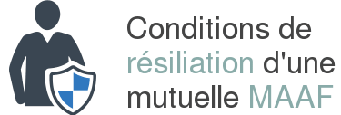 conditions resiliation mutuelle maaf