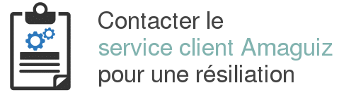 contacter service client amaguiz