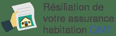 resiliation assurance habitation gmf