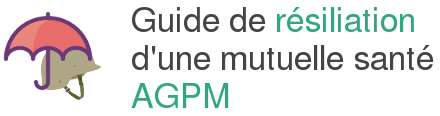 resiliation mutuelle agpm