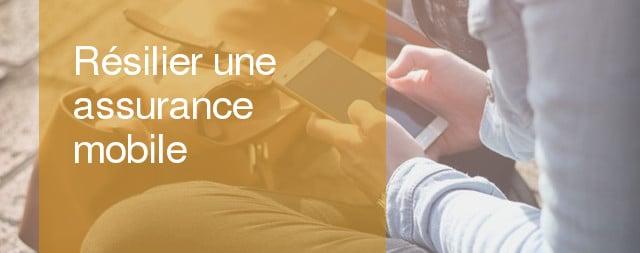 resilier assurance mobile