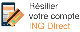 resilier compte ing direct