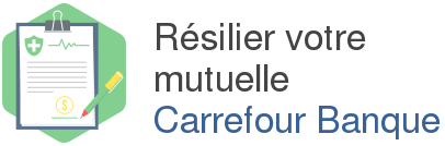 resilier mutuelle carrefour banque