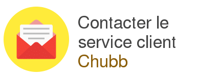 contact service client chubb
