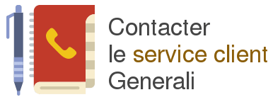contact service client generali