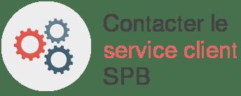 contacter service client spb