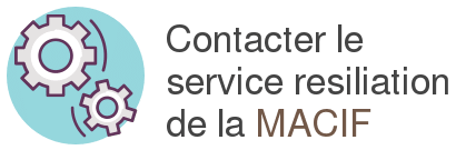 contacter service resiliation macif