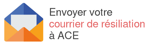 courrier resiliation ace