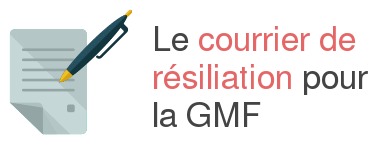 courrier resiliation gmf
