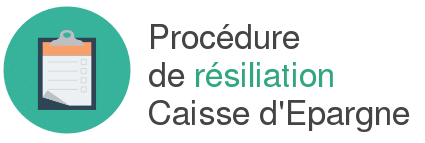 procedure resiliation caisse depargne
