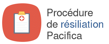 procedure resiliation pacifica