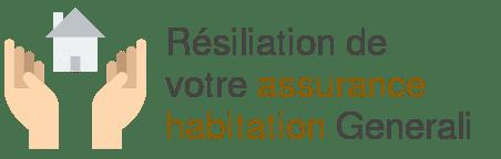 resiliation assurance habitation generali