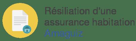 resilier amaguiz assurance habitation