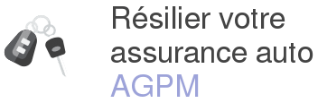 resilier assurance auto agpm