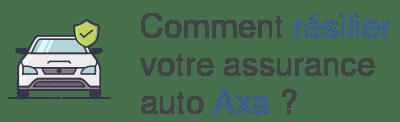 resilier assurance auto axa