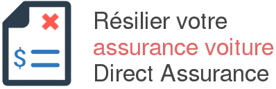resilier assurance voiture direct assurance procedure