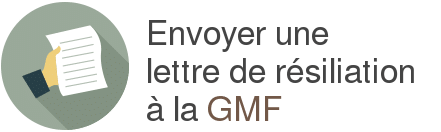 lettre resiliation gmf