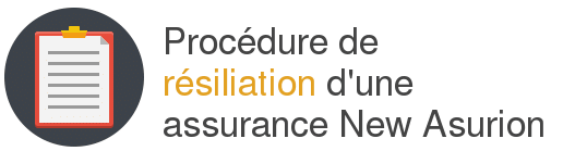procedure resiliation assurance new asurion