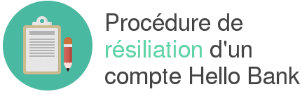 procedure resiliation compte hello bank