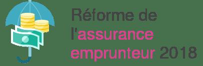 reforme assurance emprunteur 2018