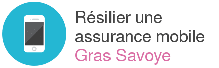 resilier assurance mobile gras savoye