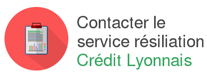 contact resiliation credit lyonnais