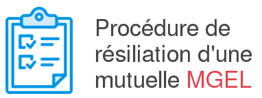 procedure resiliation mutuelle mgel