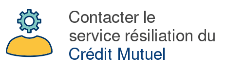 resiliation compte bancaire credit mutuel