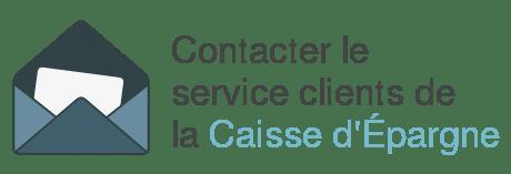 contacter service client caisse depargne