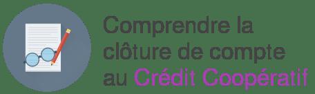 cloture compte credit cooperatif