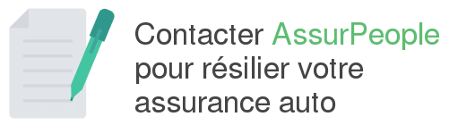 contact assurpeople resilier assurance auto