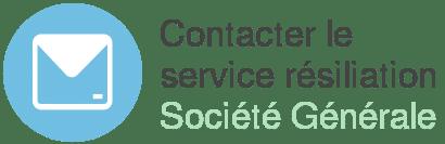 contact service resiliation societe generale
