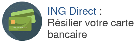 ing direct resilier carte bancaire