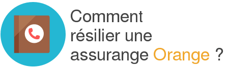 resilier assurance orange