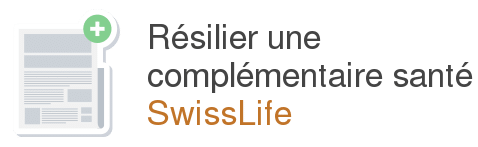 resilier complementaire sante swisslife