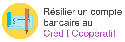 resilier compte credit cooperatif