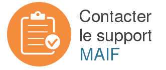 contact maif support