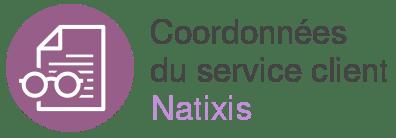 service client natixis