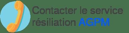 contact résiliation agpm