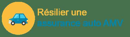 résilier assurance auto amv