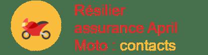 assurance April Moto contacts